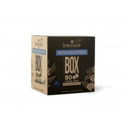 CAFFE' INTENSO BOX 50...